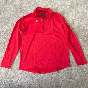 Brand New! Men's Jordan 1/4 Therma Pullover